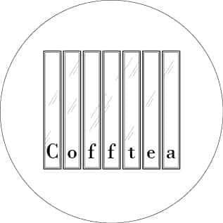 LOGO COFFTEA pour le menu avec vitrine