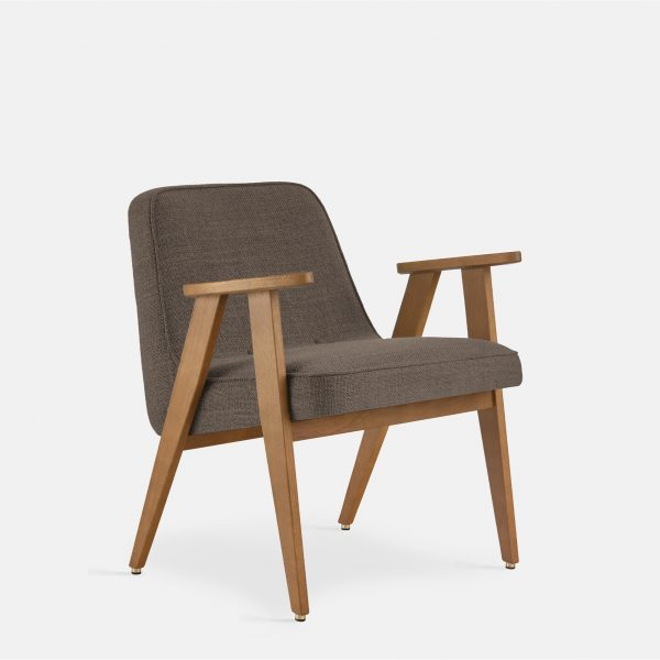 366 Concept 366 Armchair W02 Coco Taupe