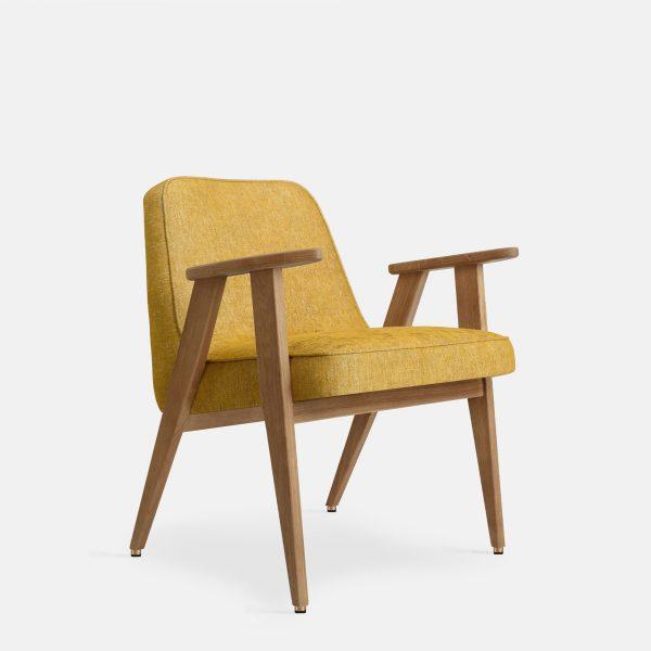 366 Concept 366 Armchair W02 Loft Mustard
