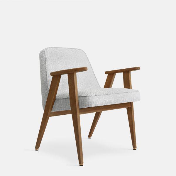 366 Concept 366 Armchair W03 Tweed Mentos