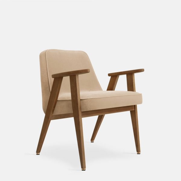366 Concept 366 Armchair W03 Velvet Sand