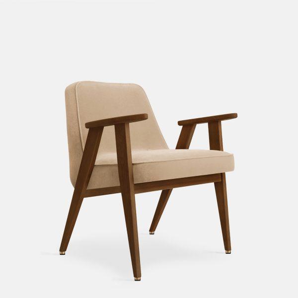 366 Concept 366 Armchair W05 Velvet Sand