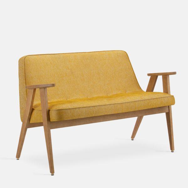 366 Concept 366 Sofa W02 Loft Mustard
