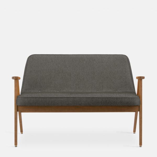 366 Concept 366 Sofa W03 Loft Grey front