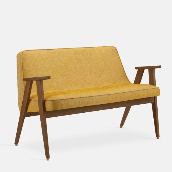 366 Concept 366 Sofa W03 Loft Mustard