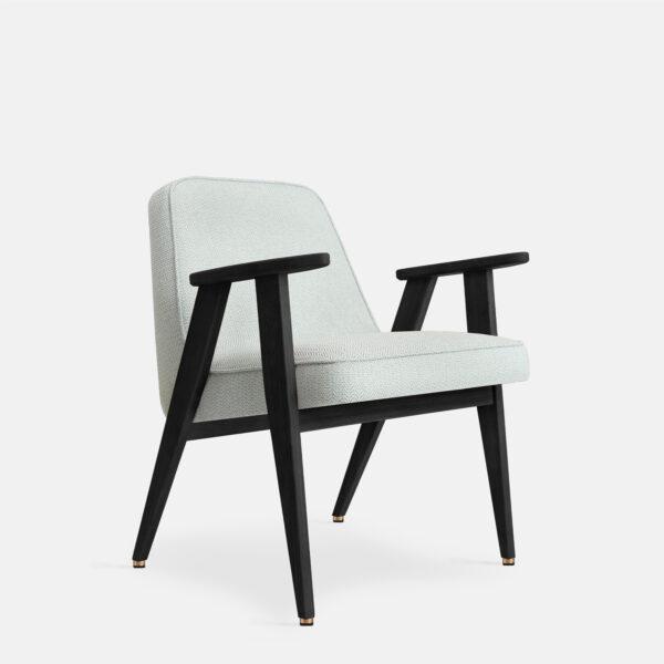 366 Concept 366 Armchair W04 Tweed Mentos